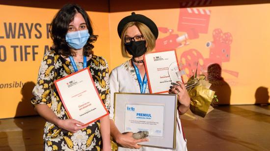 Farkas Boglárka nyerte a TIFF helyi versenyét