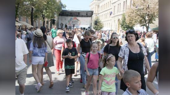 Egyre közelebb a 11. Kolozsvári Magyar Napok rajtja
