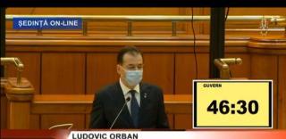 Ludovic Orban: megtettük az ...