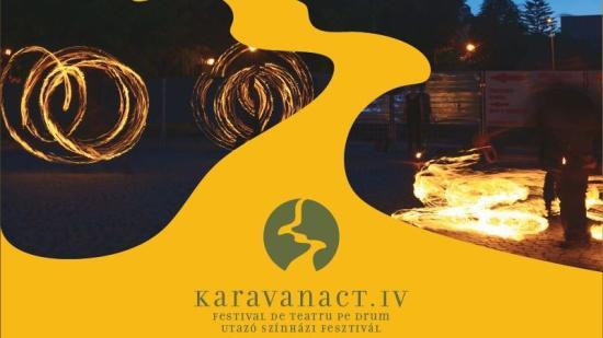 KaravanAct – helyszínváltozás, végleges program