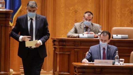 A PSD a járványhelyzet kezelése miatt buktatná meg a liberális kormányt