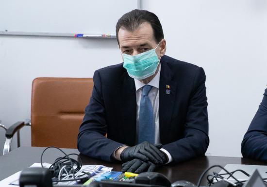 Ludovic Orban: fokozott körültekintéssel készítjük elő a tanévkezdést