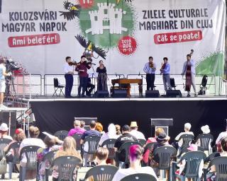 Hangulatképek a Kolozsvári Magyar Napokról (Péntek)