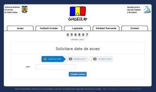 Több mint 700 ezren iratkoztak fel a www.ghiseul.ro platformra