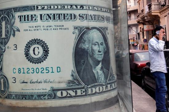 A dollár alkonya