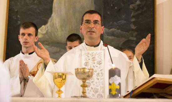 Beiktatták hivatalába Kerekes Lászlót, a gyulafehérvári római katolikus főegyházmegye segédpüspökét