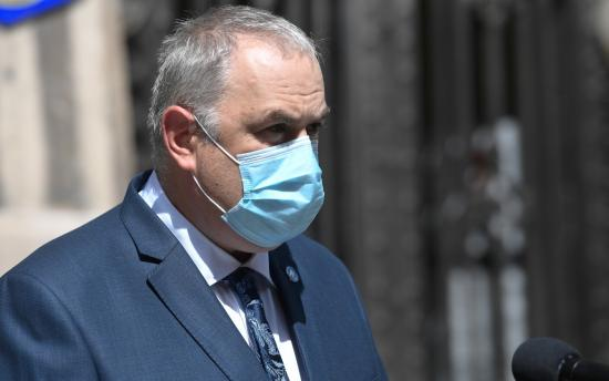 Természetes gesztus a rendőrparancsnok lemondása – mondta ma Ludovic Orban miniszterelnök