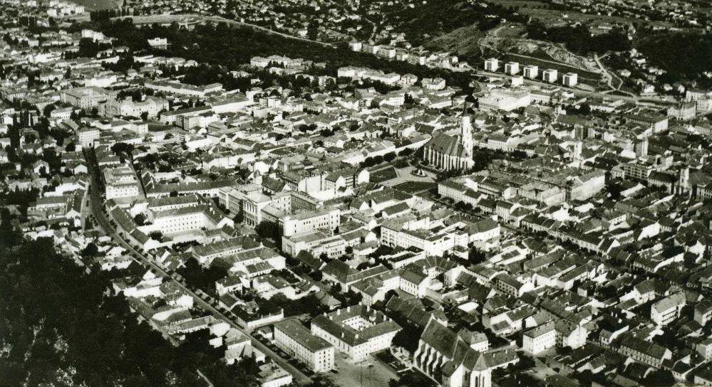 A nosztalgia városa