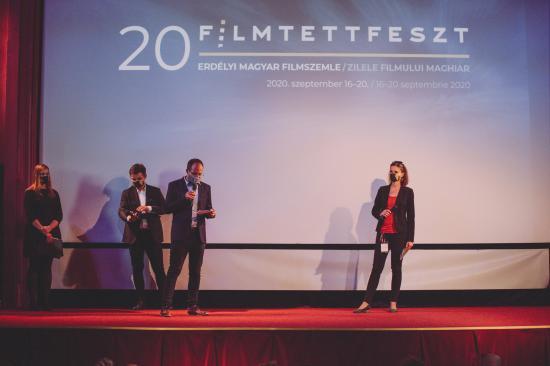 LEFÚJTÁK A FILMTETTFESZT KOLOZSVÁRI VETÍTÉSEIT