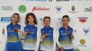 Románia 29 éremmel zárta az atlétikai Balkán Bajnokságot
