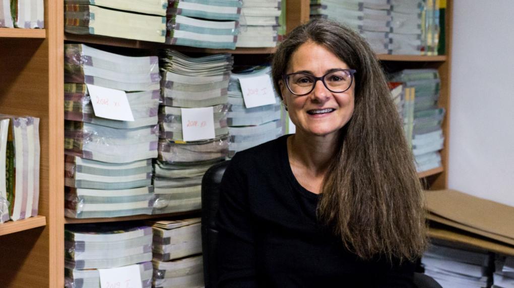 Interjú László Noémi költővel, a gyermeklapok új főszerkesztőjével