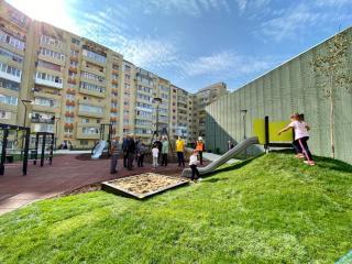 Újabb Monostor negyedi parkolóház készült el