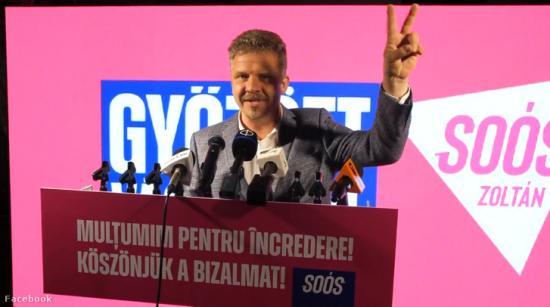 Párhuzamos szavazatszámlálás: Soós Zoltán lesz Marosvásárhely polgármestere