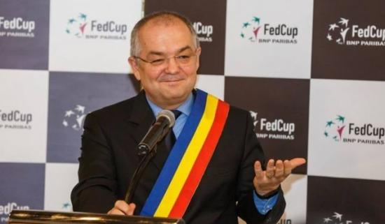 Részeredmények Kolozs megyében: Tișe 49,4 százalék, Boc 74,5 százalék