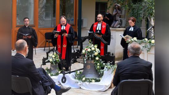 Kolozsváron a Miatyánk- és az Összetartozás-harang