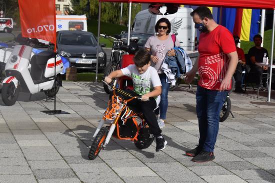 A mobilitás jelenét és jövőjét mutatták be