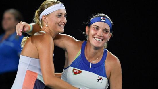 Roland Garros: Babosék az elődöntőben