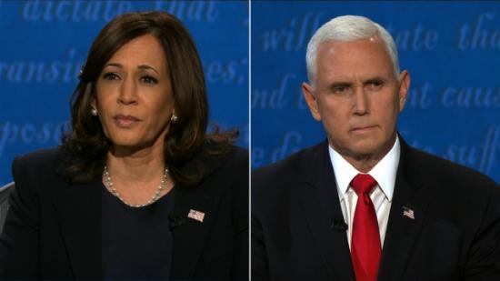 Valódi érvekkel folytattak higgadt vitát az amerikai alelnökjelöltek