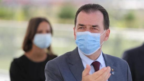 Maszkellenes tüntetés zajlott Bukarestben. Szombaton ismét rekordot döntött az új fertőzöttek száma