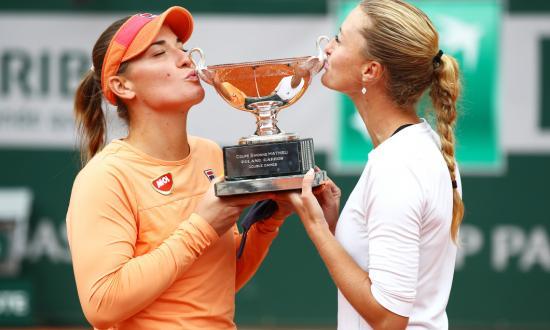 Roland Garros: Babosék megvédték címüket