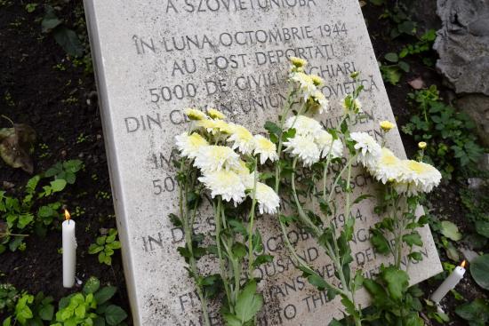 Megemlékezés a kolozsvári elhurcolt magyarokról