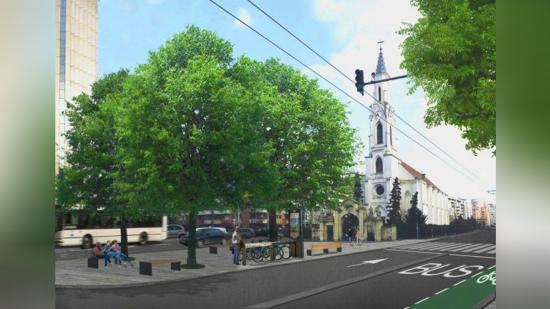 Uniós pénzekből hamarosan kezdődhet a Magyar utca felújítása