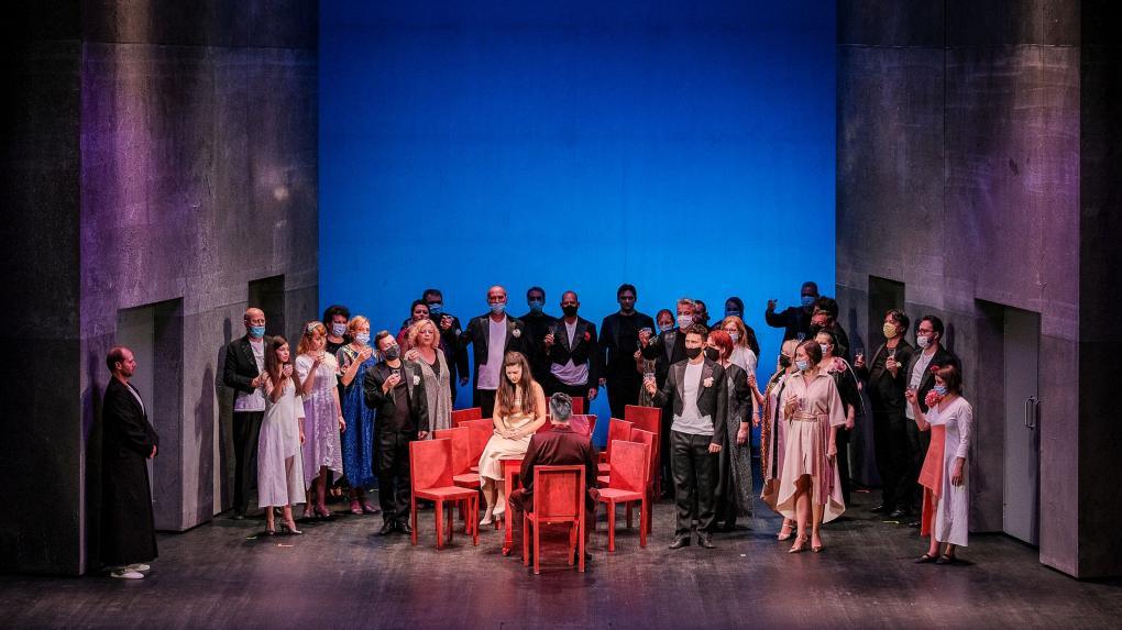 Mozart-bemutató a magyar operában