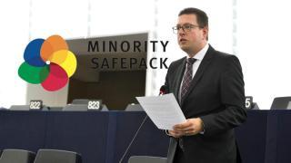 Pozitív volt a Minority Safepack fogadtatása a közmeghallgatáson