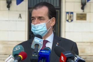 Politikai részrehajlással vádolta Ludovic Orban az alkotmánybíróságot