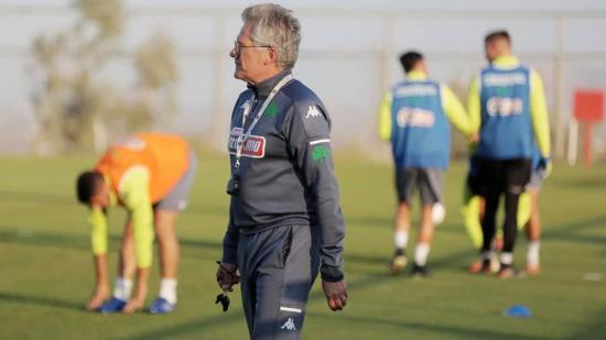 Bölöni László lett a Panathinaikosz új vezetőedzője