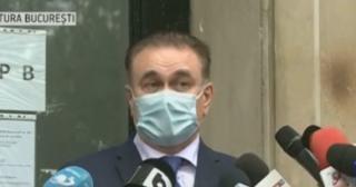 Leváltották a bukaresti prefektust