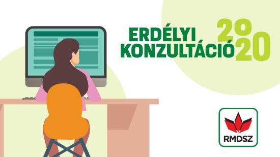 Erdélyi online konzultáció 2020