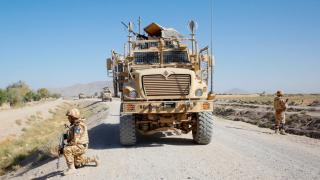 Megsebesült két román katona Afganisztánban