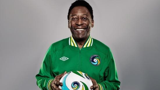 """Pelé, a """"Fekete Gyöngyszem"""" 80 éves"""