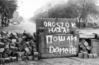 Kárpátalján is volt '56 és szovjet megtorlás