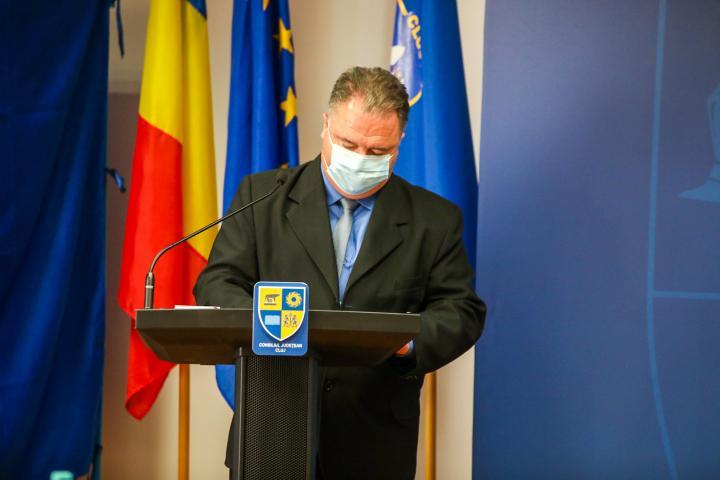Újraválasztották Vákár Istvánt a megyei tanács alelnökének