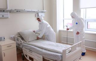 Koronavírusos beteg Medgyesen – elhunyt, mert volt hely az intenzív osztályon
