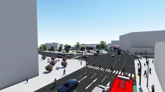 Megújul Kolozsváron a Mócok útja és környéke