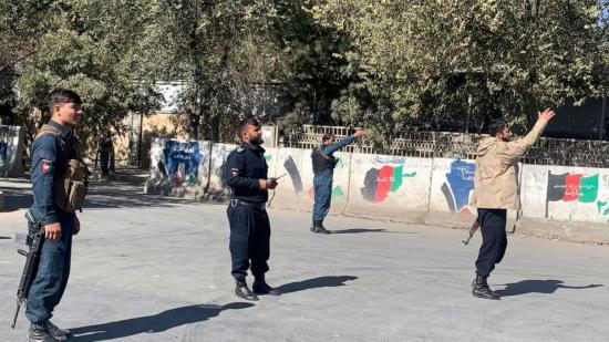 Fegyveres támadás a kabuli egyetemen: legalább tízen meghaltak