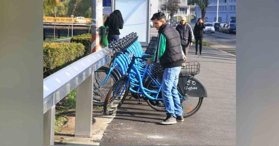 Újabb telefonos alkalmazás segíti a mobilitást Kolozsváron