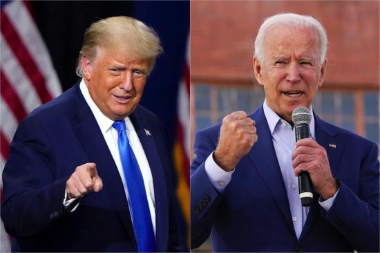 Amerikai elnökválasztás - Biden türelemre intett, Trump csalást sejtetett