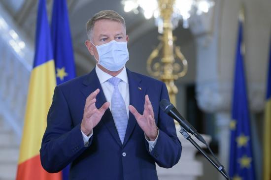 Iohannis: Szigorúbb intézkedések szükségesek!