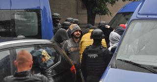 A szervezett bűnözés elleni átfogó akciót hajtottak végre