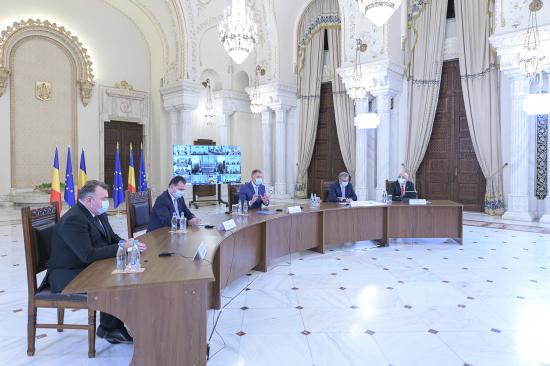 Iohannis a rémhírkeltéstől óvta a helyi hatóságokat