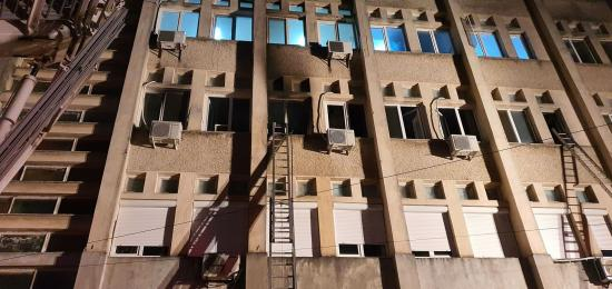 Piatra Neamţ-i kórházi tűzeset: meneszthetik az igazgatót, de büntetőeljárás is indulhat ellene
