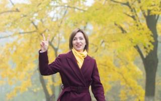 Iohannis és Orban is gratulált Maia Sandunak