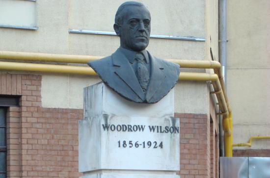 Boc: A központba kerül Woodrow Wilson szobra