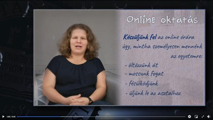 Más módszerrel kell tanítani és tanulni online oktatásban
