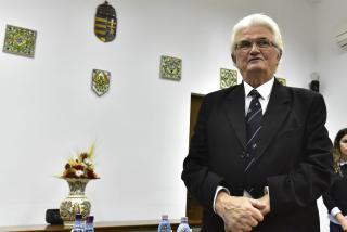 Elhunyt Essig József operatőr, fotóművész