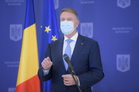 Iohannis: Romániát teljesen felkészületlenül érte az egészségügyi válság. Ki a hibás?